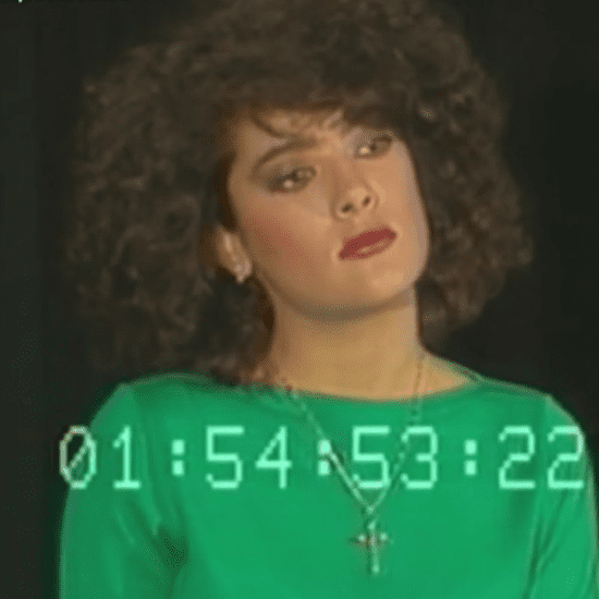 Salma Hayek's First Acting Audition