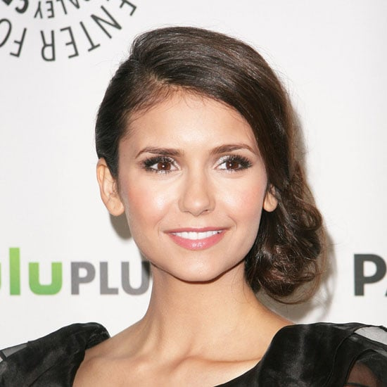 Nina Dobrev's Eye Makeup Tutorial