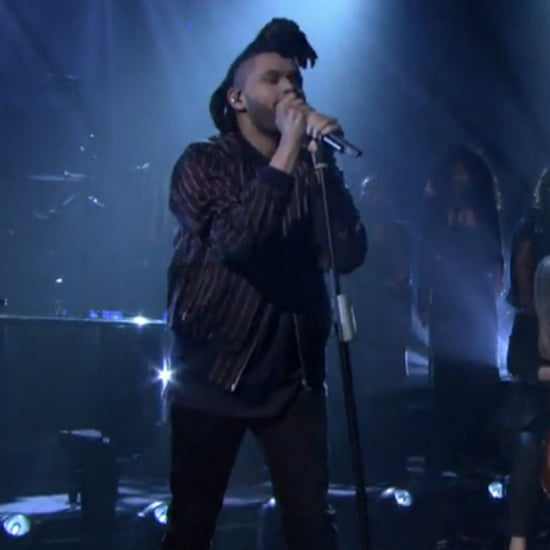 "The Weeknd and Lauryn Hill Perform ""In the Night"" Video"