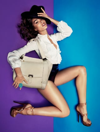 Pictures of Crystal Renn For Jimmy Choo 2011-01-06 17:00:04