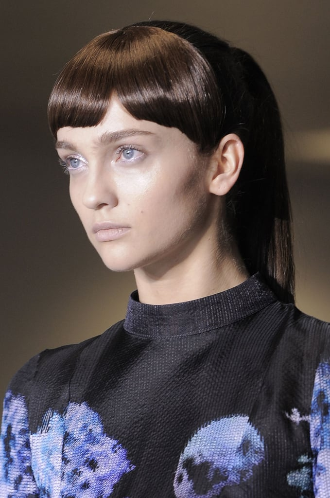 The Hair at Mary Katrantzou, London