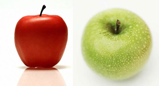 Would You Rather Eat Red or Green Apples?