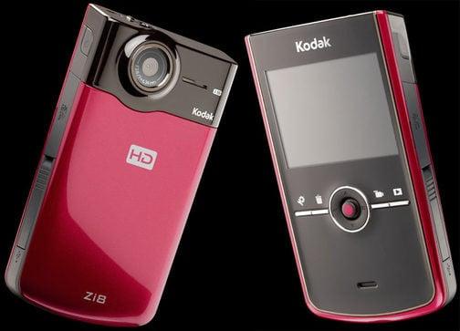 Kodak Announces the Zi8 Camcorder