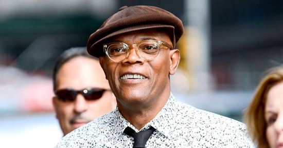 Samuel L. Jackson Has a Suit Jacket Lined With His Own Face