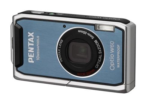 Pentax's Waterproof Camera