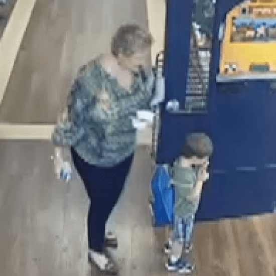 Teacher Arrested After Video Shows Child Knocked Over