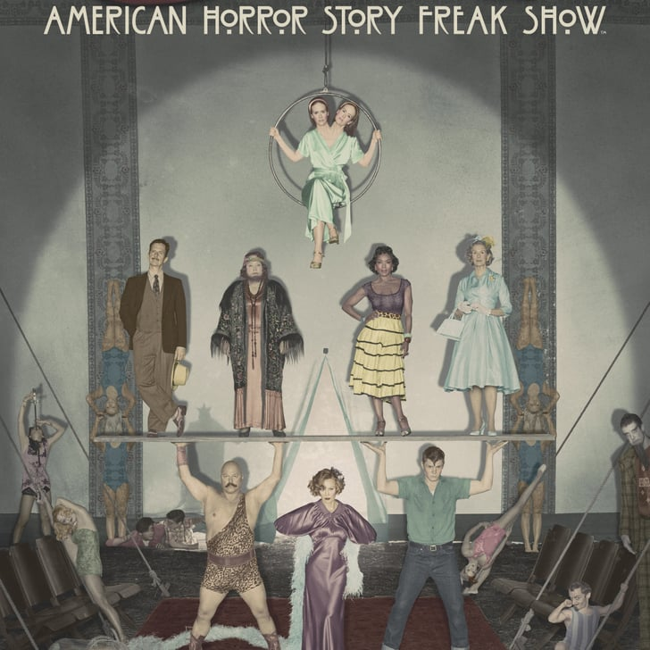 American Horror Story Season 4 Official Poster   POPSUGAR ...