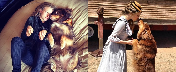 13 Times Amanda Seyfried and Her Dog, Finn, Were Impossibly Adorable