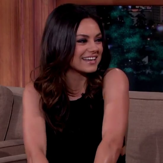 Mila Kunis Interview on The Late Late Show   Video