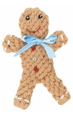Gingerbread Men Toys For Dogs