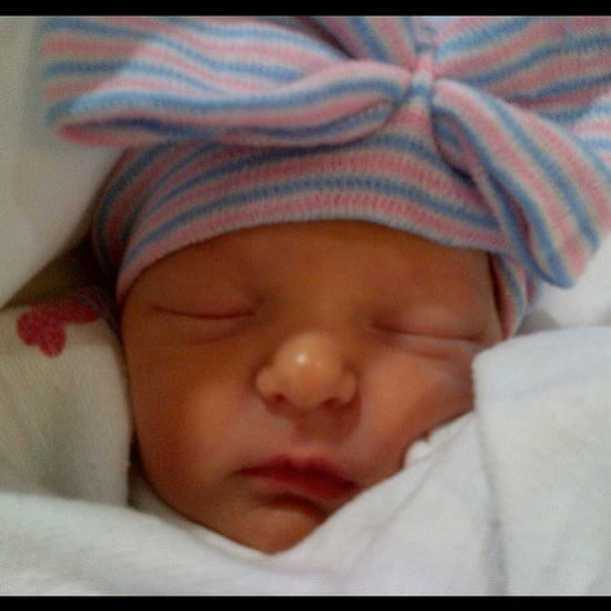 First Picture Of Jimmy Fallon's Baby Daughter Winnie Rose