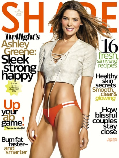 Ashley Greene Shares Her Favorite Splurges: Grits, Cheese and Wine!