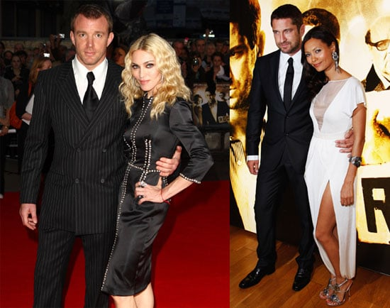 Photos of Madonna and Guy Ritchie at the London Premiere of RocknRolla