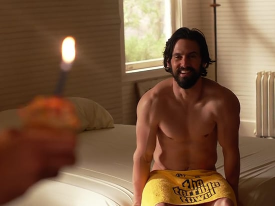 Milo Ventimiglia Says Even He Was Surprised to See His Naked Butt in the This Is Us Trailer