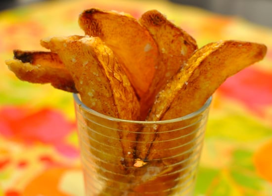 Fast and Easy Pumpkin Fries Recipe