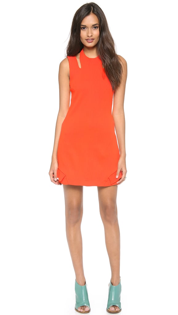 Opening Ceremony Cutout Dress