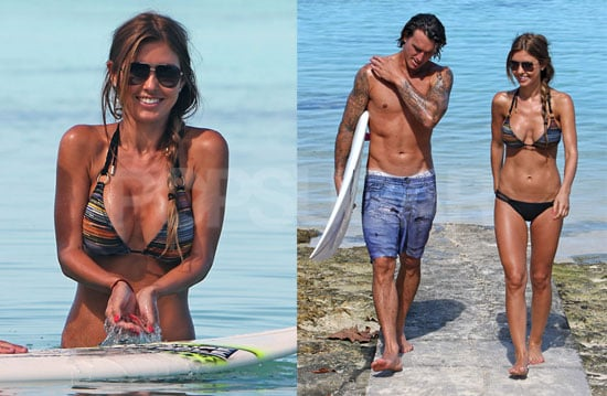 Pictures of Audrina Patridge in Her Bikini