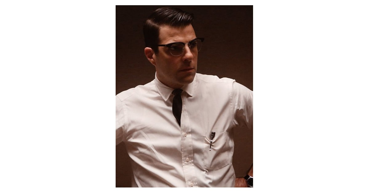 zachary quinto dr thredson - photo #13