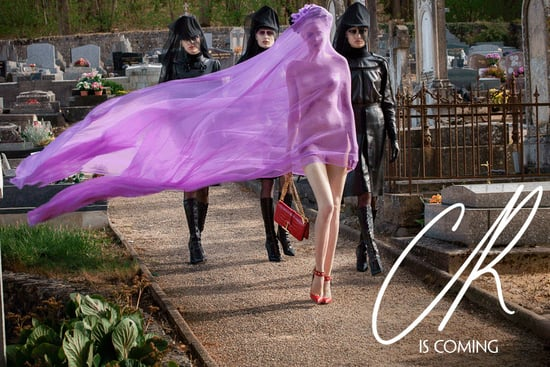 First Look at Carine Roitfeld's CR Fashion Book: Will You Be Pre-Ordering Your Online Copy?