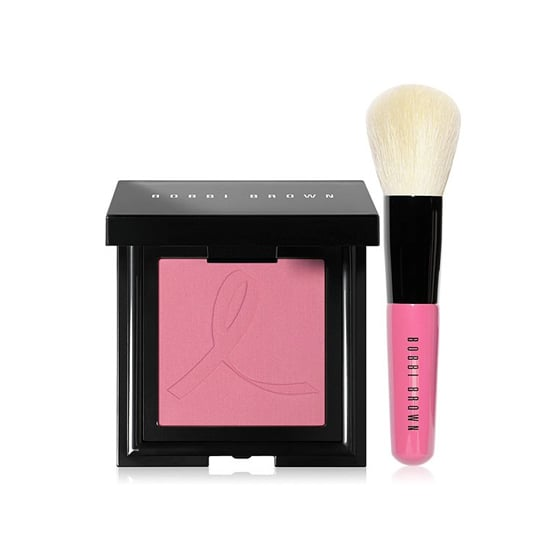 If there's one Breast Cancer Awareness product you purchase this year, make it Bobbi Brown's French Pink Set ($45). Not only does the rosy shade lend a flattering glow, but from now until the end of March, the brand will donate $10 from each sale to the Breast Cancer Research Foundation. Talk about a beautiful way to show your support.  — JR