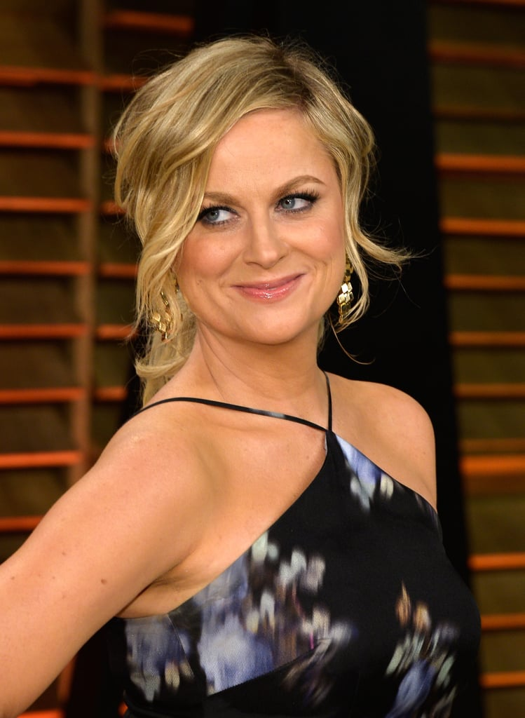 Amy Poehler at Vanity Fair Party