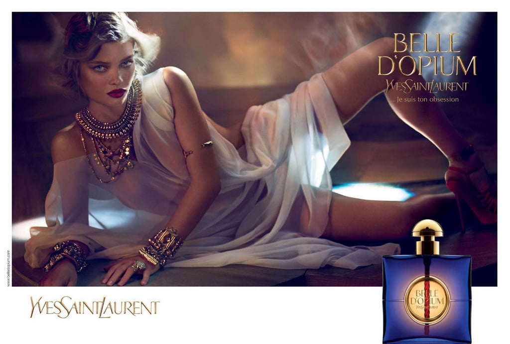 Belle D'Opium's High-ly Inflammatory Ad