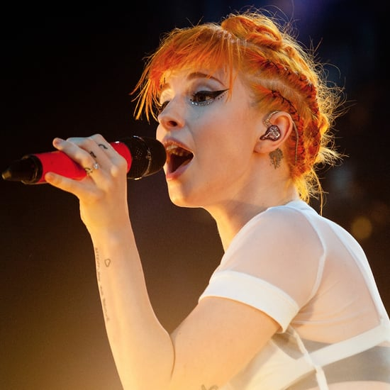 Hayley Williams Good Dye Young Beauty Interview