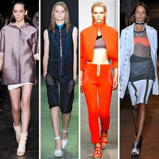 Spring 2012 Sporty Trend