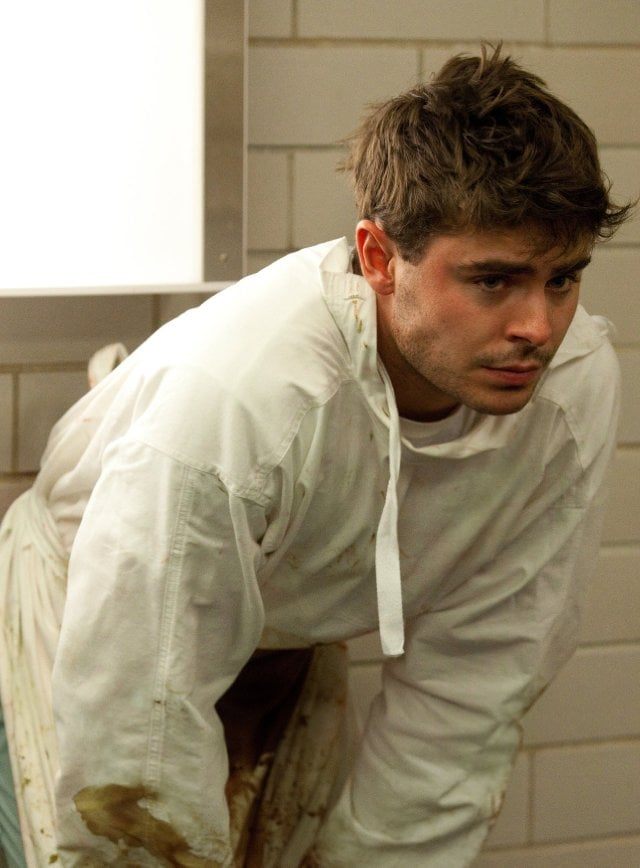 Parkland  What it's about: This is the story of JFK's assassination, as told by the people who played small parts in the aftermath. Zac Efron plays the young surgeon in charge of saving Kennedy's life, and Paul Giamatti stars as Abraham Zapruder, the citizen who captured the most complete footage of the shooting. Why we're interested: The impressive ensemble includes Efron, Giamatti, Tom Welling, Marcia Gay Harden, Ron Livingston, Billy Bob Thornton, and Mark Duplass. It's a huge endeavor, and either this movie is going to be brilliant, or one giant mess. When it opens: Oct. 4 Watch the trailer for Parkland.  Source: The American Film Company