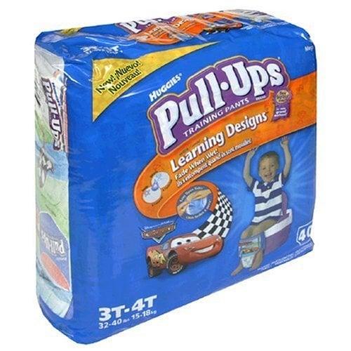 Huggies Pull-Ups Learning Designs