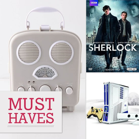 Geek is gearing up for Summer with essentials like a  Star Wars Xbox console and a sleek beach radio.
