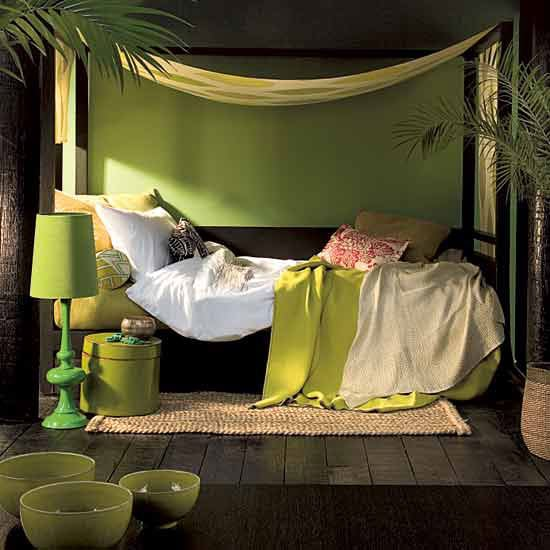 Midday Muse:  Sweet Green Dreams