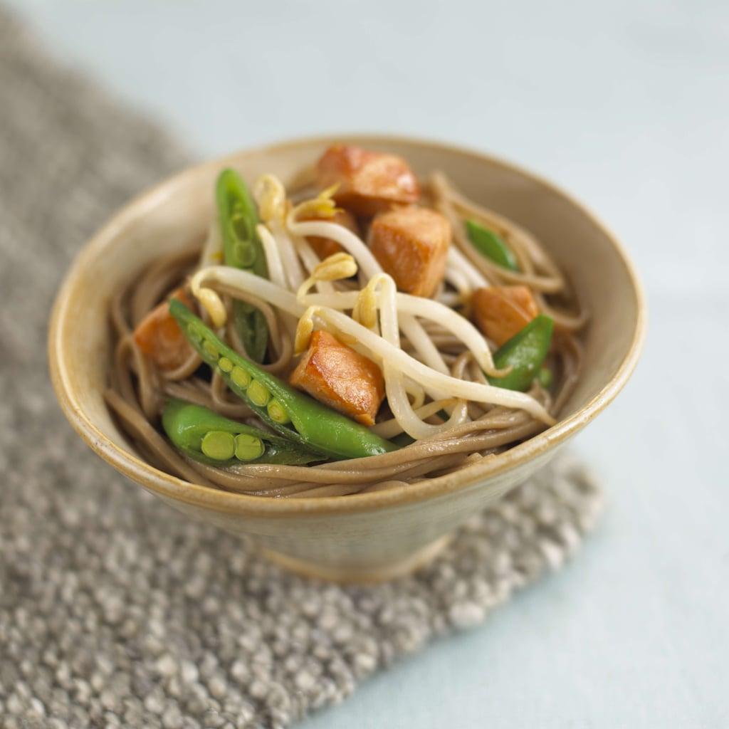 Recipes: Simply Super Salmon Teriyaki