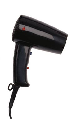 Do You Use a Blow Dryer on Your Bits?