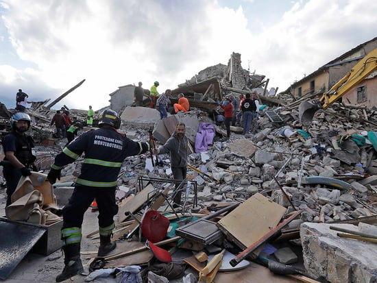 Venice Film Festival Opening Night Gala Canceled Following Devastating Earthquake
