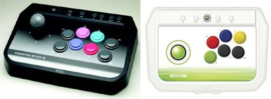 Arcade Joystick Pads for XBox 360 and PS3