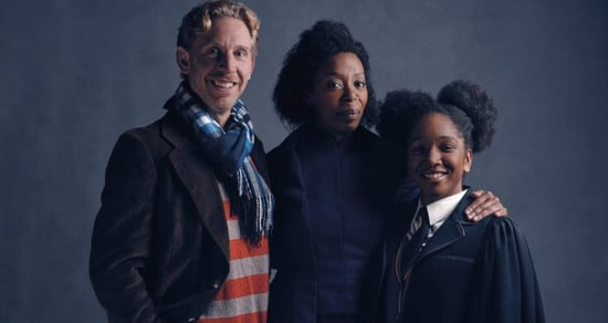 'Cursed Child': See First Photos of Ron, Hermione, and Daughter Rose