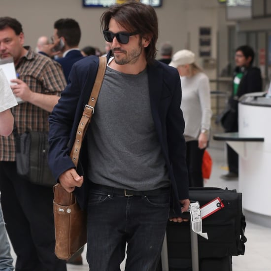 Diego Luna and Gael Garcia Bernal Arrive at Cannes 2016