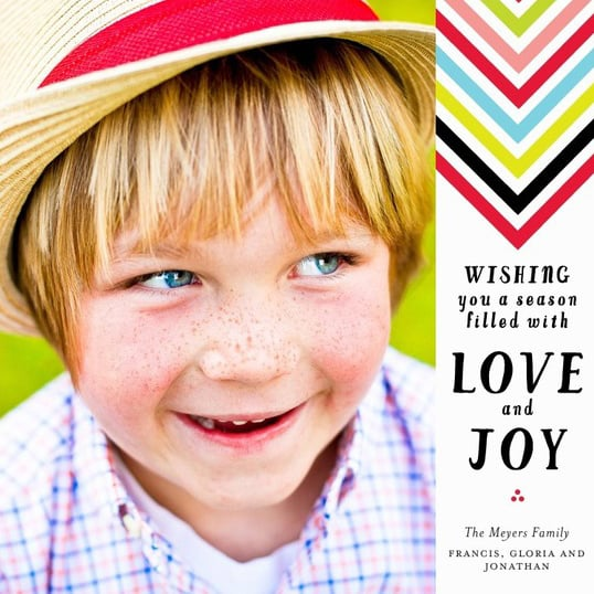 Fun and Festive Photo Holiday Cards
