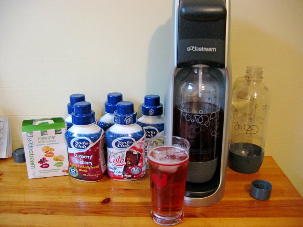 Soda Club's SodaStream Beverage Carbonator
