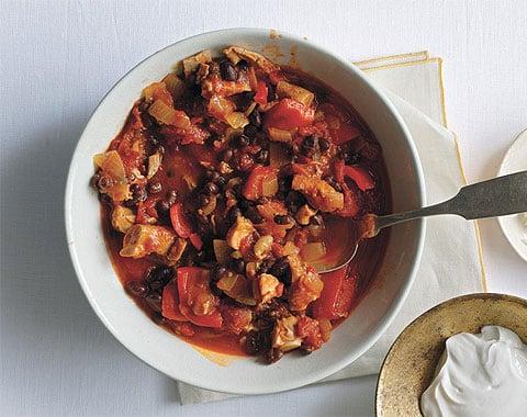 Quick and Simple Turkey Chili Recipe