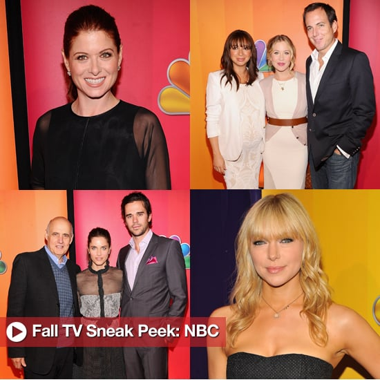 New NBC Pilot Previews: The Playboy Club, Up All Night, Smash, Grimm, Whitney, Bent, Are You There Vodka It's Me Chelsea