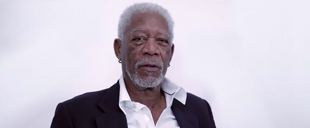 "Morgan Freeman Dramatically Reading the Lyrics to Justin Bieber's ""Love Yourself"" Will Make You Love Life"