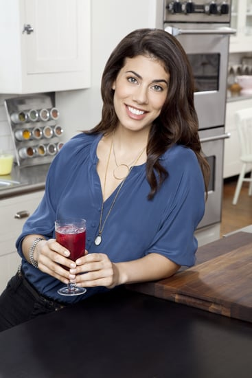 Q and A With 5 Ingredient Fix Host Claire Robinson