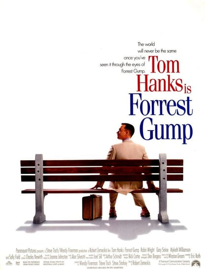 TV Dinners: Forrest Gump - Coconut Shrimp