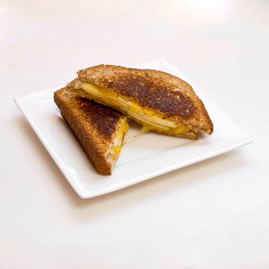 Grilled Cheese and Apple Recipe