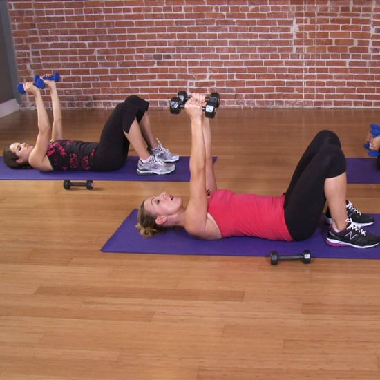 10-Minute Workout For Sexy Sculpted Arms