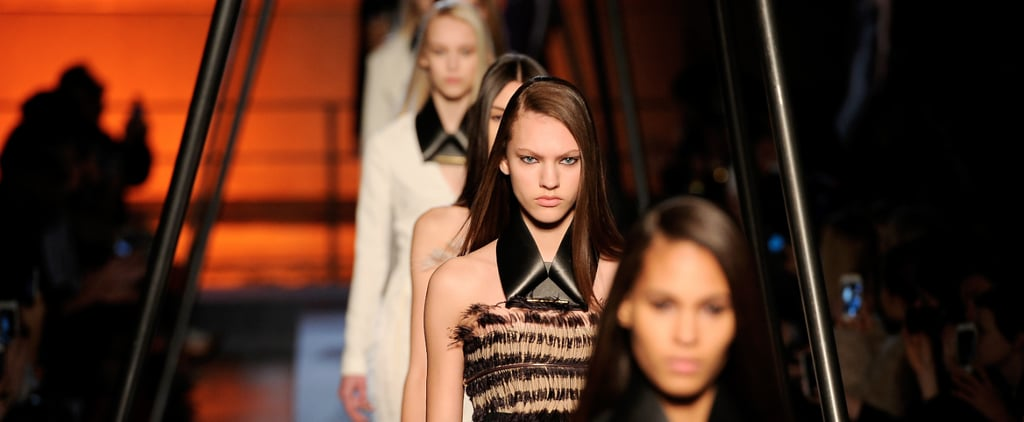 Roland Mouret Does Makeup For Tough Girls Who Care (a Little)