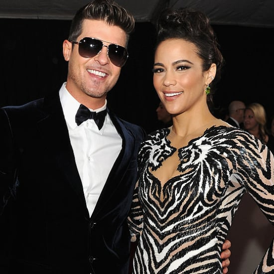 Paula Patton and Robin Thicke Divorcing