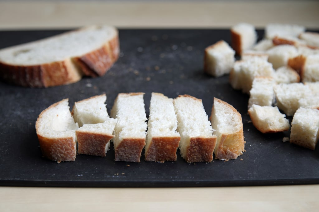 Cube the Bread